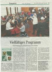 2015-03-17 Erste GrauerTanznacht Bericht Die Harke