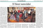 Bericht Die Harke vom 29.03.2016