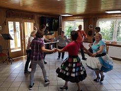 2019-10-12 Freizeitwochenende Workshop Old Calls © Country Skippers - Square Dance Club Wietzen