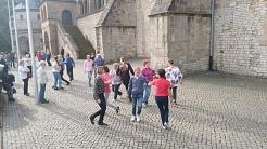 2019-10-13 Freizeitwochenende Square Dance auf der Kaiserpfalz Goslar©Country Skippers - Square Dance Club Wietzen