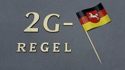 2G-Regel Niedersachsenfahne©Country Skippers - Square Dance Club Wietzen